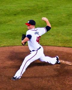 Craig Kimbrell pitching